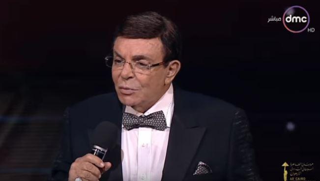 ذكريات سمير صبري مع 40 دورة من مهرجان القاهرة السينمائي