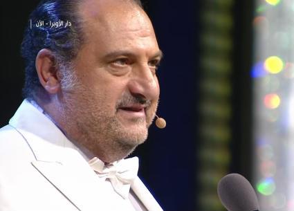 """يوسف شريف رزق الله """"يوتيوب"""" جيلنا..خالد الصاوي في افتتاح القاهرة السينمائي"""