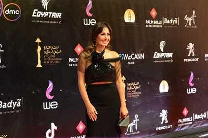 حلا شيحة تختار أفضل 3 أفلام مصرية في افتتاح القاهرة السينمائي