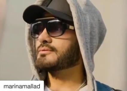 أغنية جديدة من تامر حسني لعام التسامح في أبوظبي