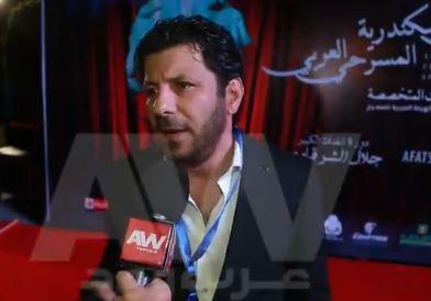 """إياد نصار عن انتقادات """"حواديت الشانزليزيه"""": أذواق!"""