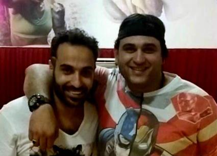 أحمد فهمي وأكرم حسني معا على شاشة رمضان 2020