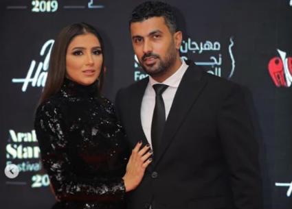 """مي عمر تهنئ محمد سامي بجائزة """"نجم العرب"""""""