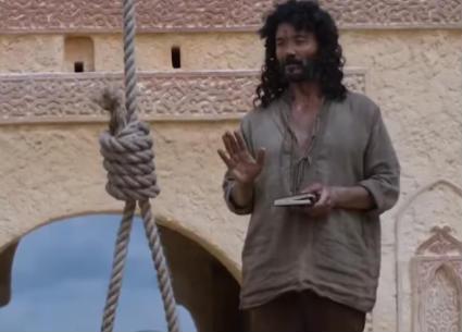 """خالد النبوي: طلبت تغيير مشهد إعدام """"طومان باي"""""""