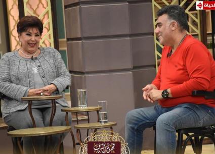 رجاء الجداوي: تامر حبيب ابني الذي لم أنجبه