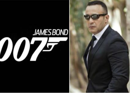 """أحمد السقا: كنت مرشحا لدور """"جيمس بوند"""""""