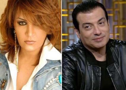"""إيهاب توفيق يحيي ذكرى الفنانة ذكرى بأغنيتهما """"ولا عارف"""""""