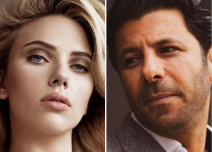 """تعليق إياد نصار على تمثيل """"روميو وجولييت"""" مع سكارليت جوهانسون"""