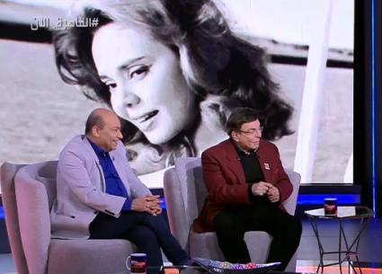 سمير صبري يروي قصة عن حرص ماجدة