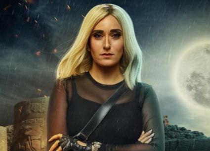 """أمينة خليل تكشف كلمة السر في أكشن """"لص بغداد"""""""