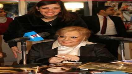 حفيدتا نادية لطفي تصفان علاقتهما بجدتهما