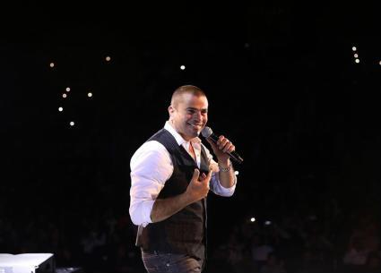 """تعليق عمرو دياب على صعود تيار """"المهرجانات"""""""