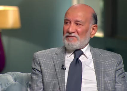 """أحمد خليل: ابتلعت مسمارا خلال تصوير """"حديث الصباح والمساء"""""""