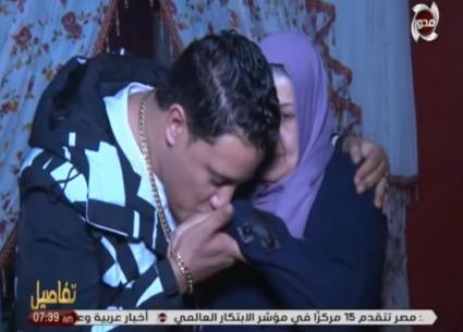 والدة حمو بيكا باكية: لماذا يحاربه الجميع؟