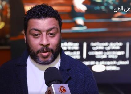 """محمد جمعة يحكي كواليس """"مملكة إبليس"""""""
