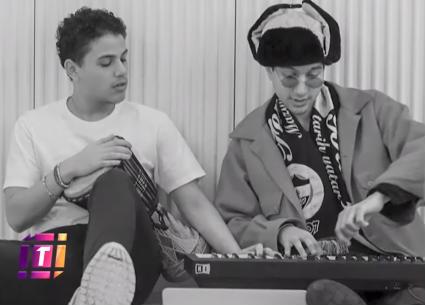 عبد الله عمرو دياب يشرح اسم فرقته الموسيقية