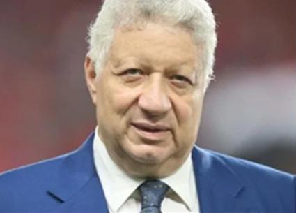 مرتضى منصور: إذا خصمت نقطة واحدة من الزمالك سأعتزل المحاماة ومجلس النواب وأغادر مصر