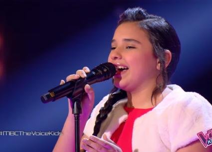 """""""الحب جميل""""..ياسمين أسامة تغني بإحساس مرهف لليلى مراد"""