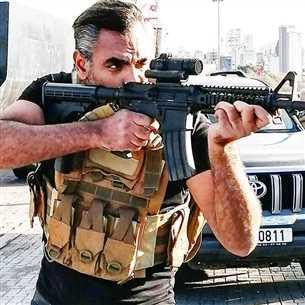 """أحمد كرارة ضابط بين لبنان وإيطاليا في """"خيبة أمل"""""""