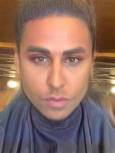 مي سليم تتحول إلى رجل في فيديو على Instagram!