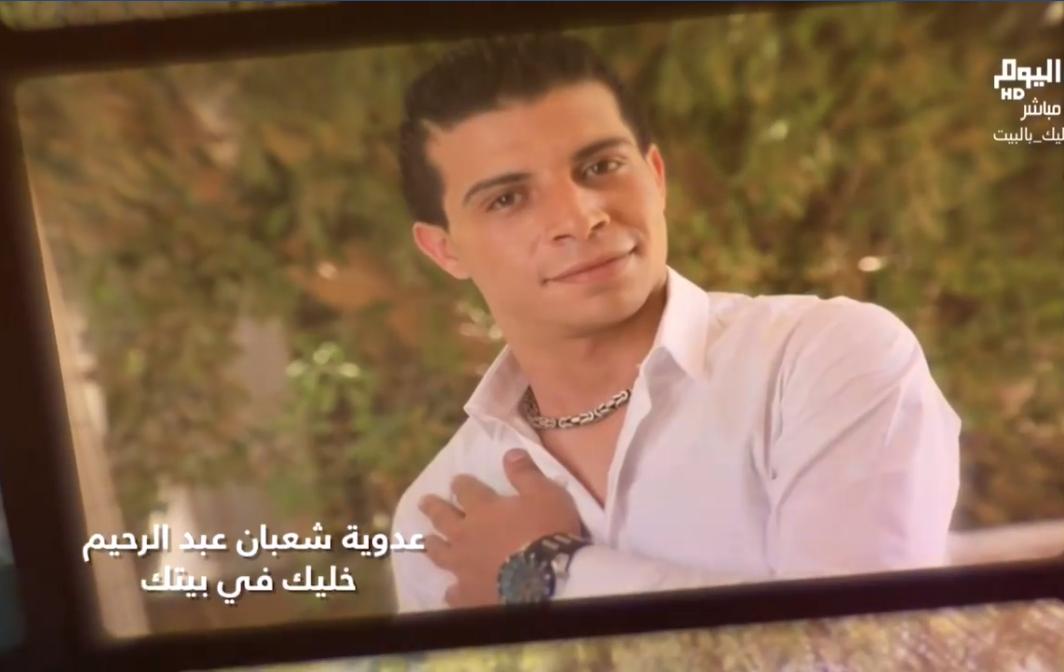 """عدوية شعبان عبد الرحيم يطلق أغنية عن """"كورونا"""""""