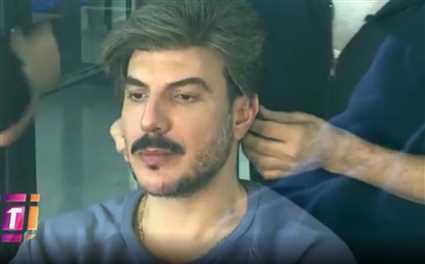 """باسل خياط يقابل نفسه في """"النحات"""""""