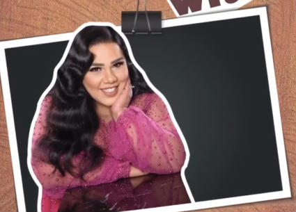 مايا دياب تستضيف شيماء سيف في Side talks with Maya