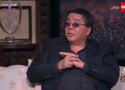 أحمد آدم يكشف تفاصيل فيلمه مع سمية الخشاب
