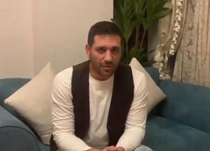حسن الرداد يتحدى المشاهير في مبادرة للتبرع بالدم