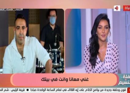 صلاة وموسيقى وقرآن ورياضة..محمد عدوية عن طقوسه في الحظر