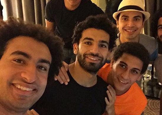 شاهد- علي ربيع يتحدث عن علاقته بمحمد صلاح