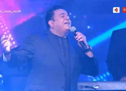 """محمد فؤاد يغني """"مواعداني"""" في حفل عيد الفطر"""
