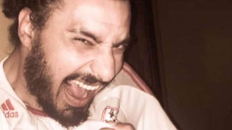 إسلام حافظ يتحدث عن تشجيع نادي الزمالك