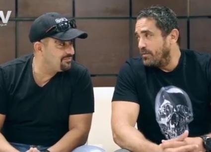 """""""توكلنا عل الله""""..أحمد السقا وأمير كرارة يشوقان الجمهور لـ""""نسل الأغراب"""""""