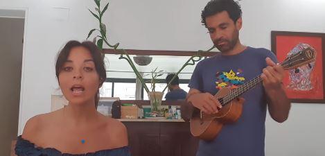 """فيديو- مريم الخشت تغني """"اللي قادرة"""" أغنية مسلسل """"ليه لأ"""""""