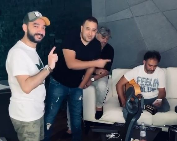 فيديو- تامر حسين: انتظروا مفاجأة عمرو مصطفى