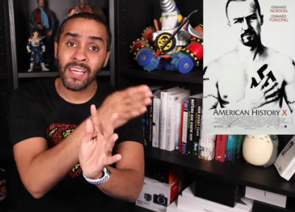 فيلم American History X وكيف تعرض لقضية العنصرية