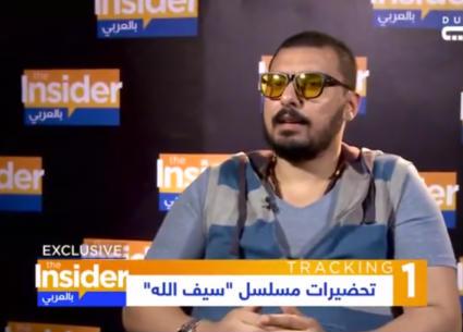"""إسلام حافظ يتعجب من """"الكلام السلبي"""" عن """"سيف الله"""""""