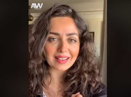 """""""اسلمي يا مصر""""..هبة مجدي ومحمد محسن يحتفلان بـ30 يونيو"""