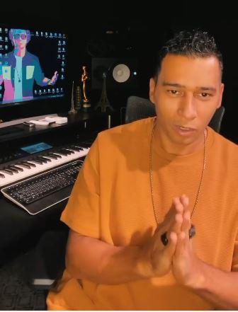 فيديو- أورتيجا بعد انفصاله عن أوكا: أخويا وصديق كفاح