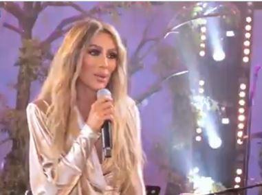 فيديو- مايا دياب عن الغناء بدون جمهور: تجربة صعبة