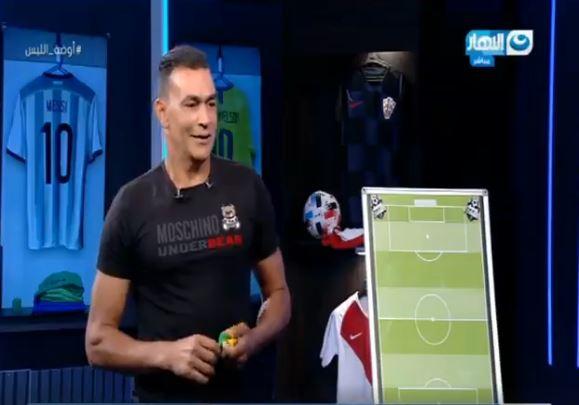 شوبير حارسا..  الحضري يختار أفضل ١١ لاعب في تاريخ المنتخب