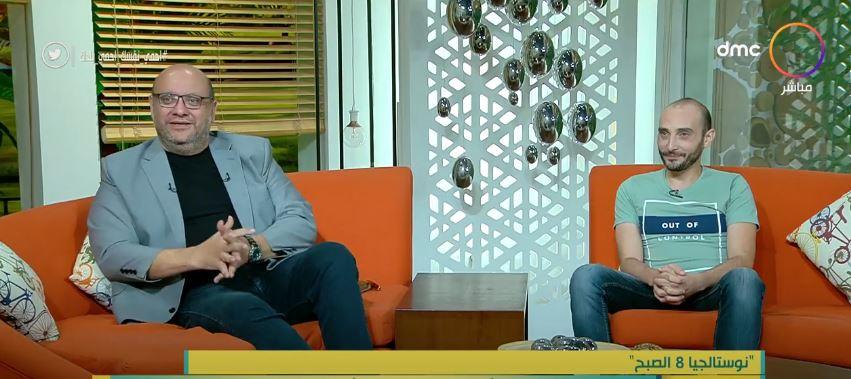 معوض إسماعيل وعمرو خليل يتحدثان عن أدوارهما في الطفولة