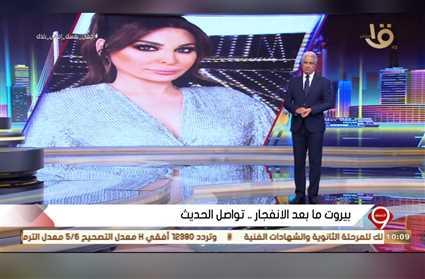 بسبب البكاء..إليسا تعجز عن مواصلة الحديث عن لبنان