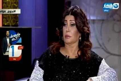 نجوى فؤاد: اتضربت في فرح ابنة عبد الناصر